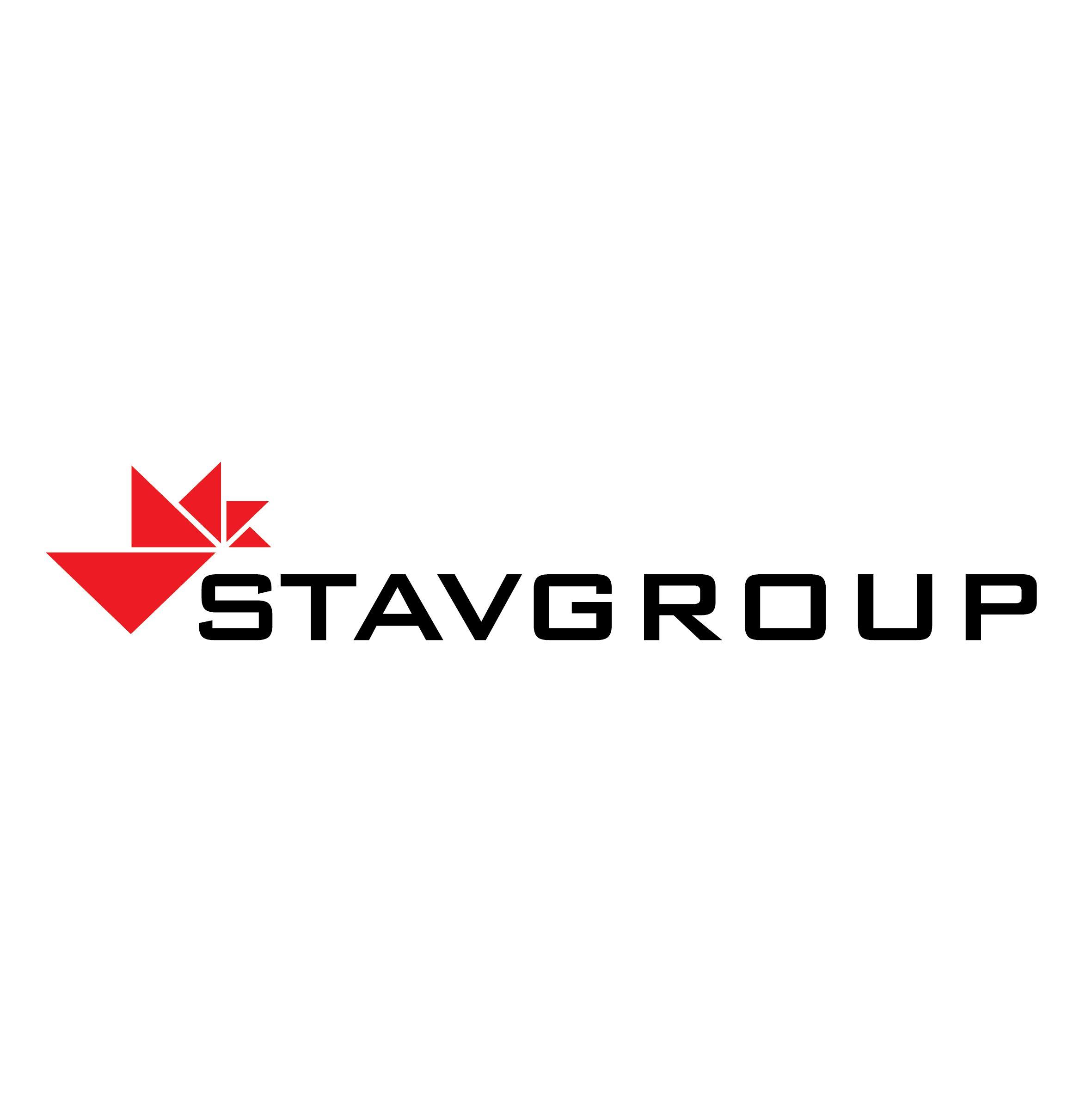 Лого и фирменный стиль для STAVGROUP - дизайнер kit-design