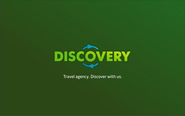 Логотип и фирм стиль для турагентства Discovery - дизайнер Dirty_PR