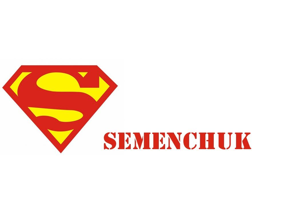 Логотип группы компаний SEMENCHUK - дизайнер techsupp