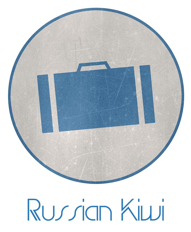Логотип форума русских эмигрантов в Новой Зеландии - дизайнер volkuix