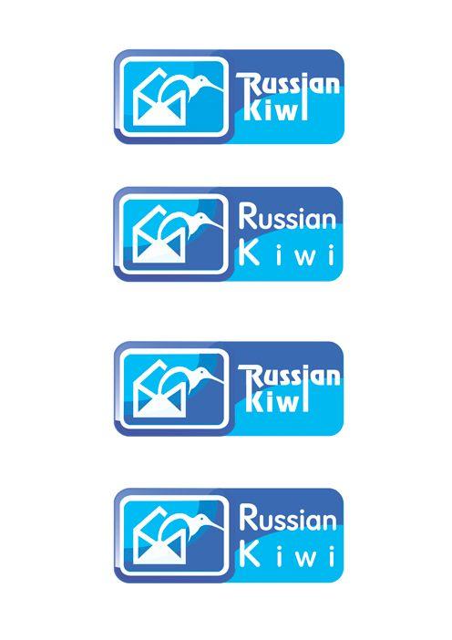 Логотип форума русских эмигрантов в Новой Зеландии - дизайнер gennb