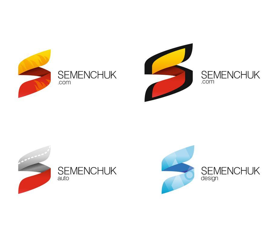 Логотип группы компаний SEMENCHUK - дизайнер pomidorov