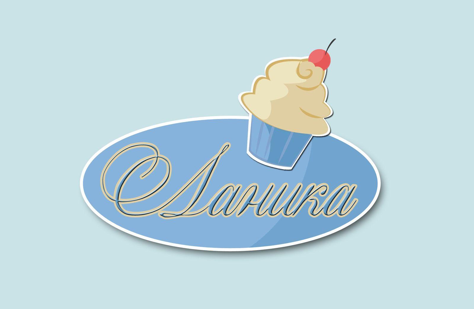 Лого ИМ тортов,пирожных и печенья ручной работы - дизайнер TwinSpleen