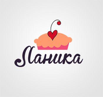 Лого ИМ тортов,пирожных и печенья ручной работы - дизайнер elfasoul88