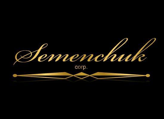 Логотип группы компаний SEMENCHUK - дизайнер jokito