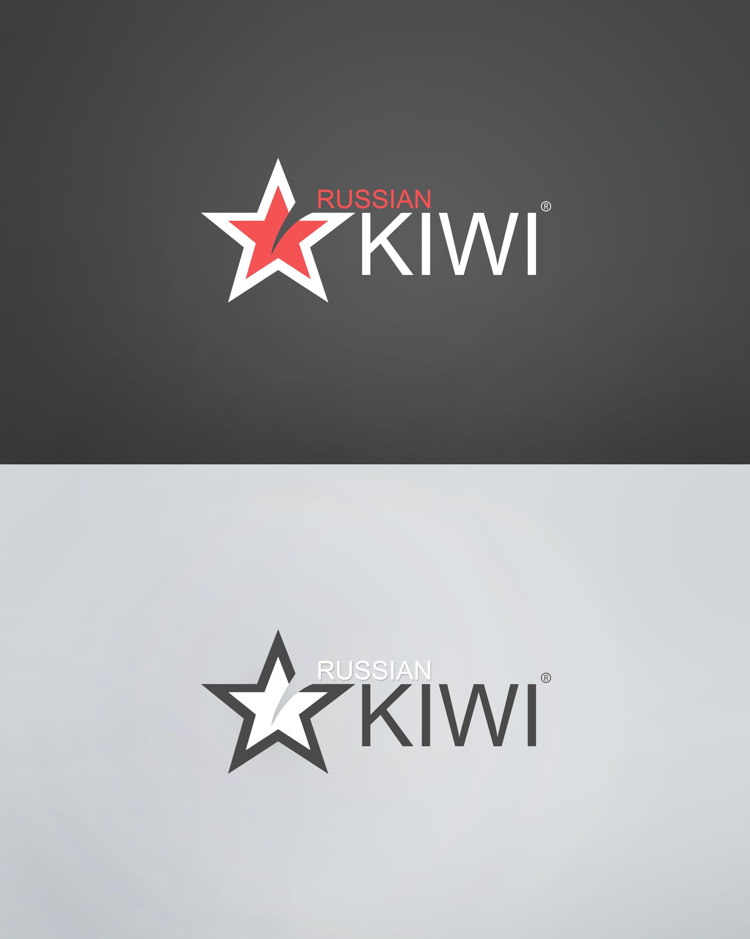 Логотип форума русских эмигрантов в Новой Зеландии - дизайнер weste32