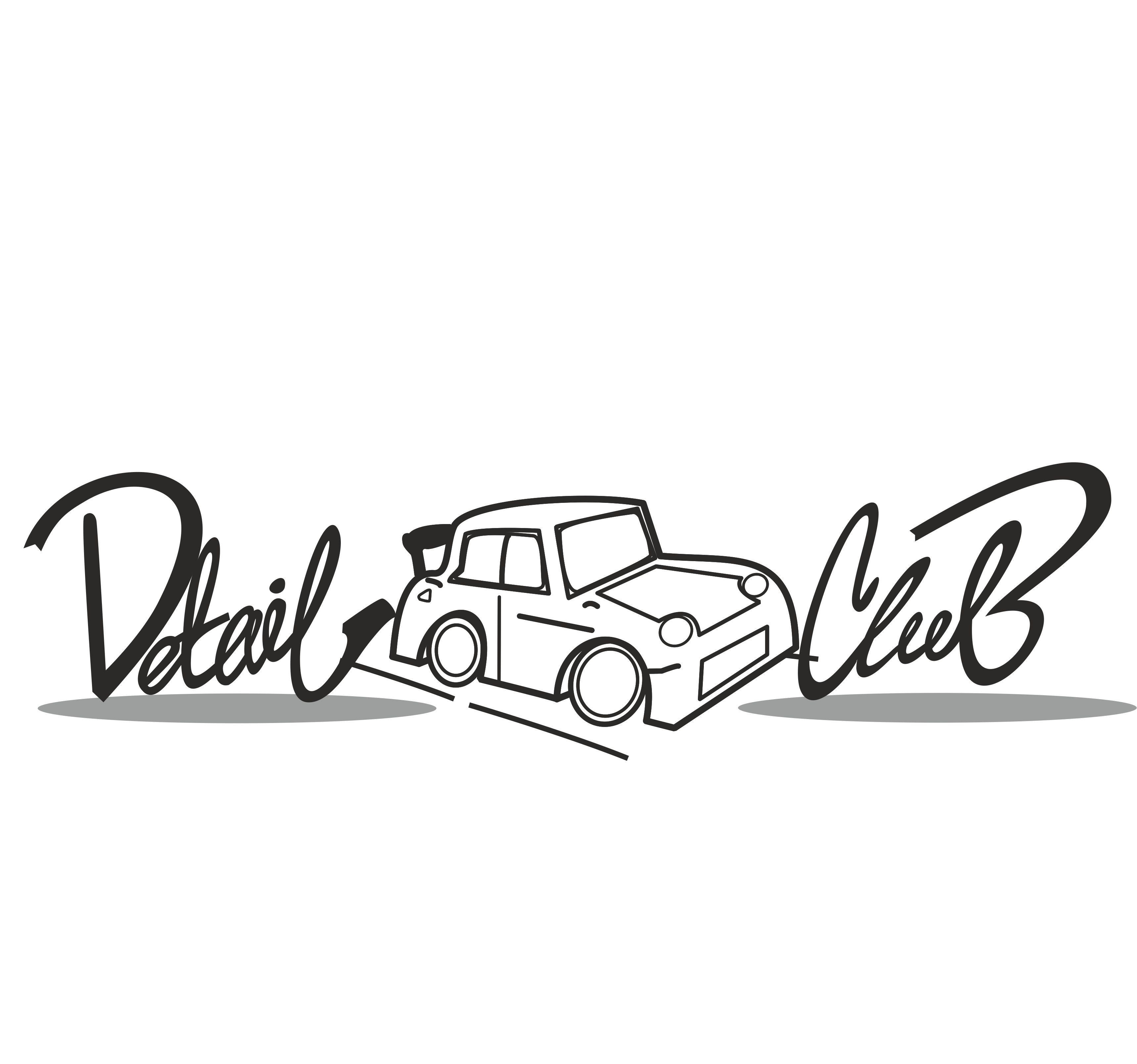 Логотип для компании (детейлинг студия) - дизайнер OlegHanpi