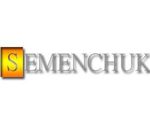 Логотип группы компаний SEMENCHUK - дизайнер Maksim_V_K