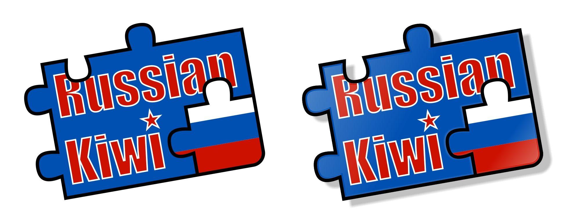 Логотип форума русских эмигрантов в Новой Зеландии - дизайнер MIGHTREYA