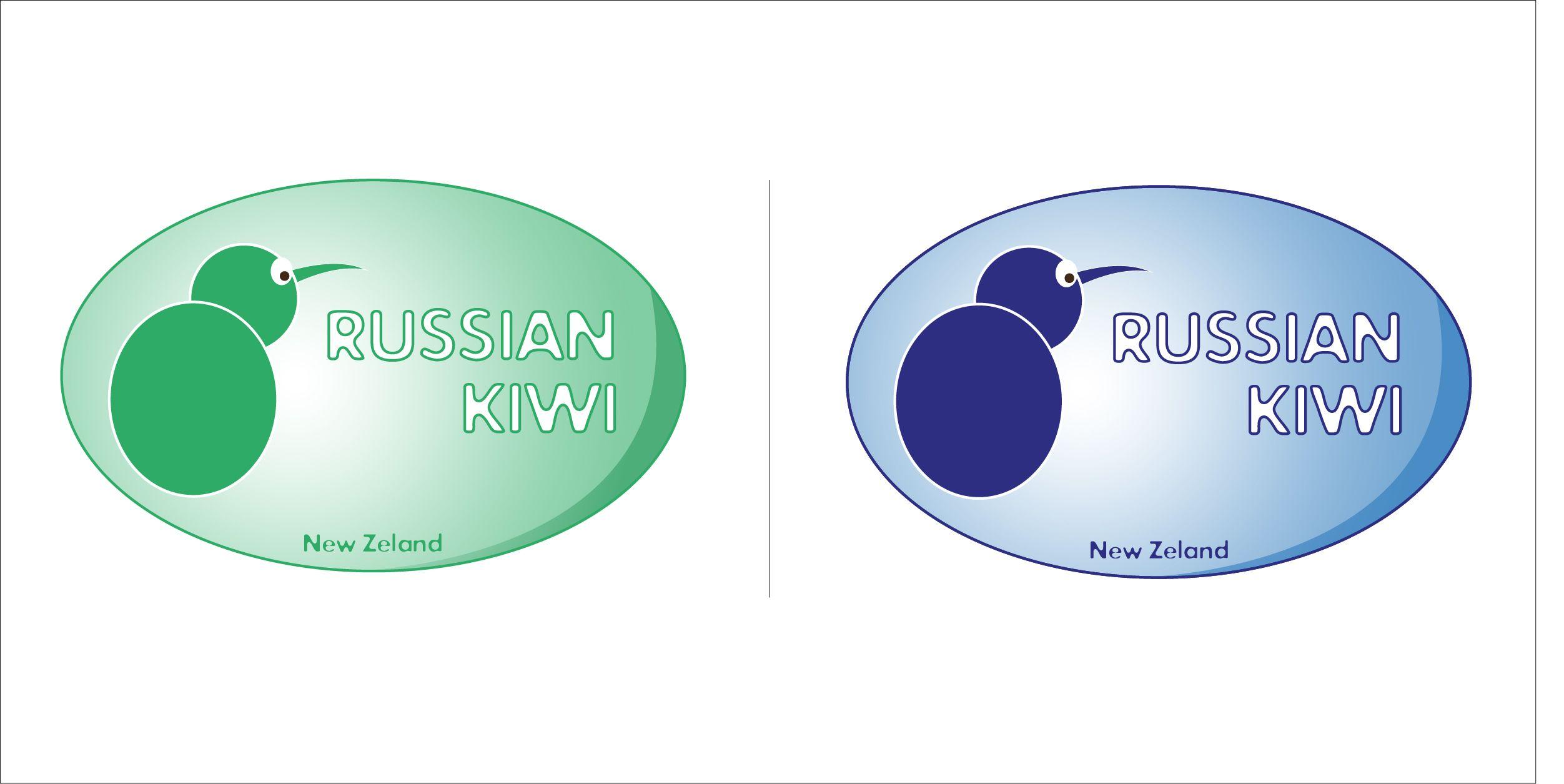 Логотип форума русских эмигрантов в Новой Зеландии - дизайнер cg_daniel