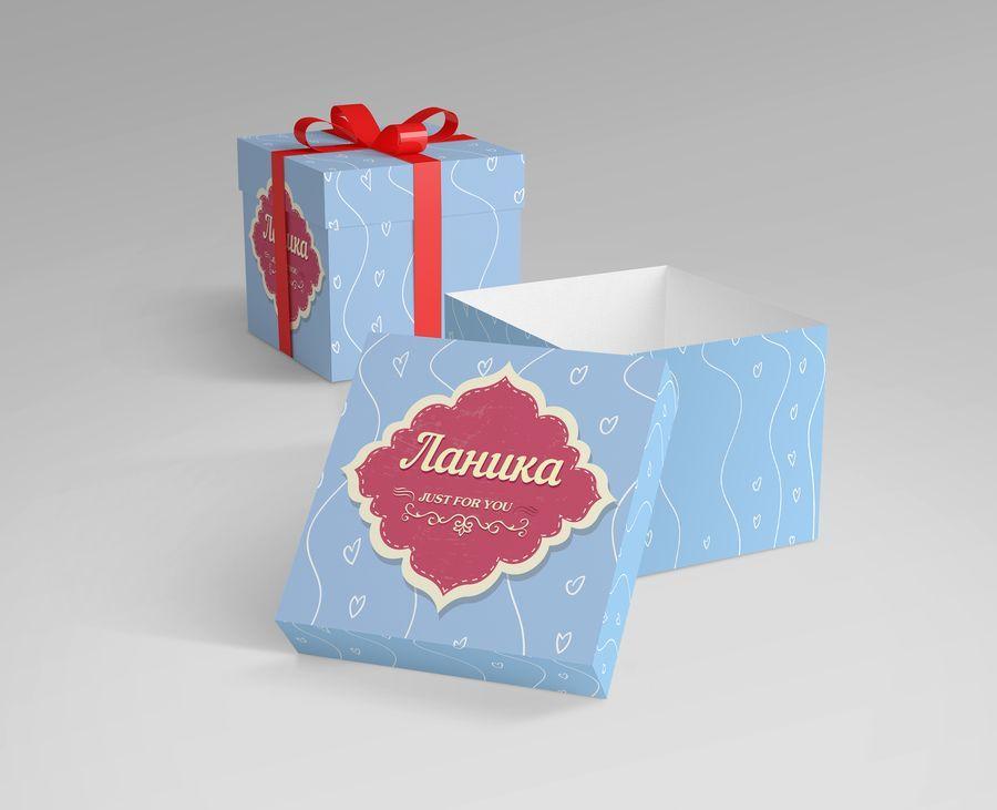 Лого ИМ тортов,пирожных и печенья ручной работы - дизайнер Valentina_F