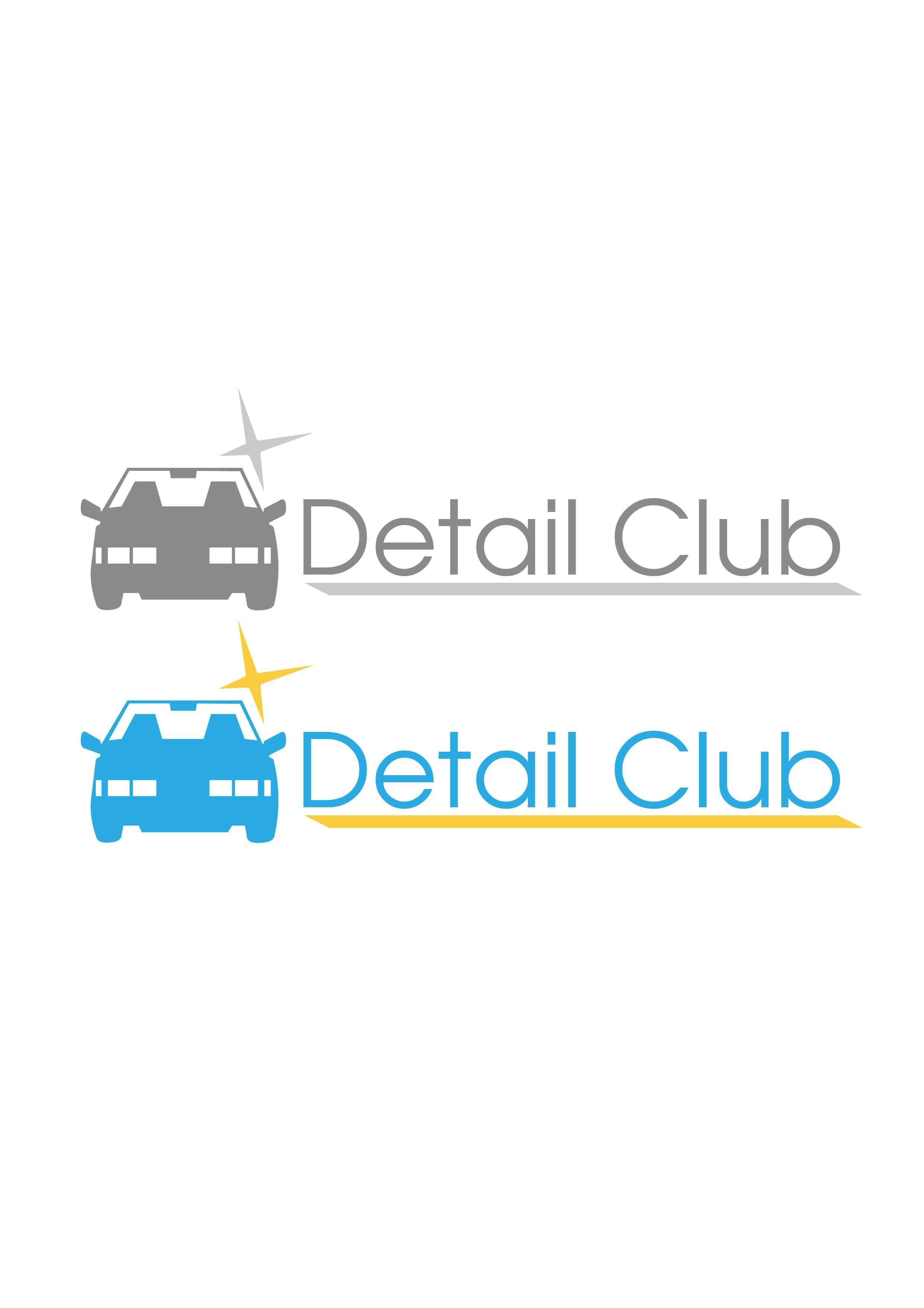 Логотип для компании (детейлинг студия) - дизайнер Wou1ter
