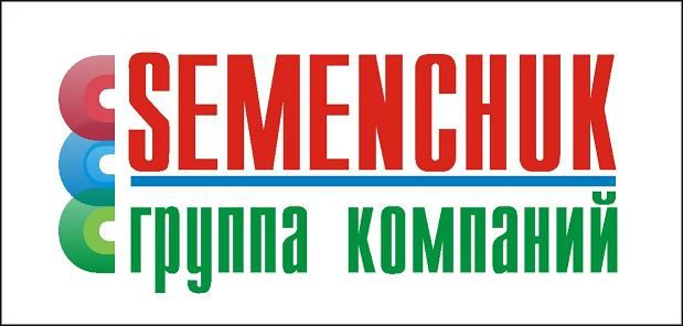 Логотип группы компаний SEMENCHUK - дизайнер QGN