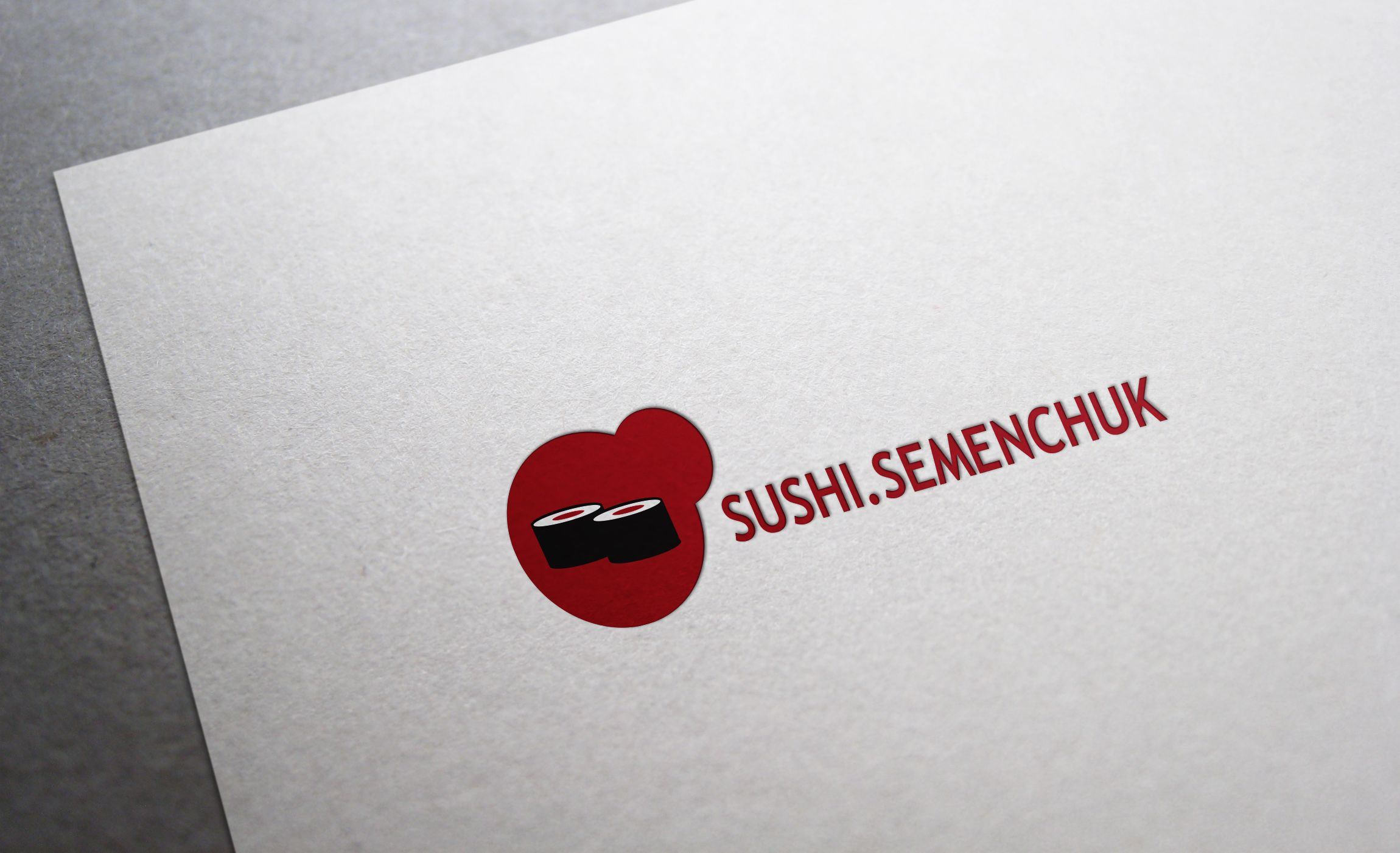 Логотип группы компаний SEMENCHUK - дизайнер jmerkulov