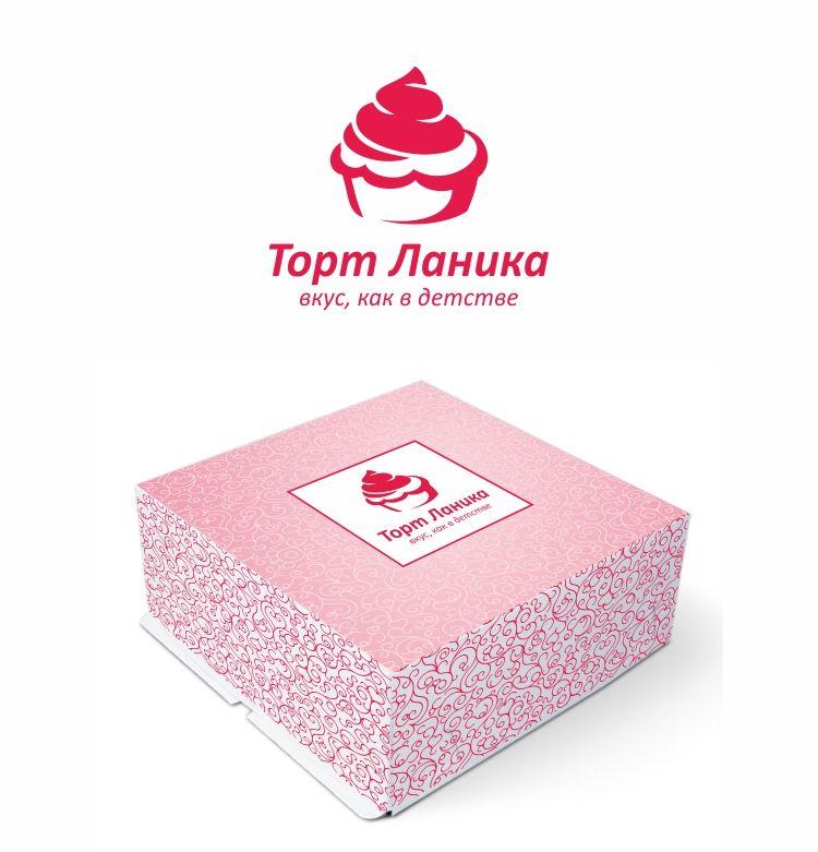 Лого ИМ тортов,пирожных и печенья ручной работы - дизайнер Lara2009
