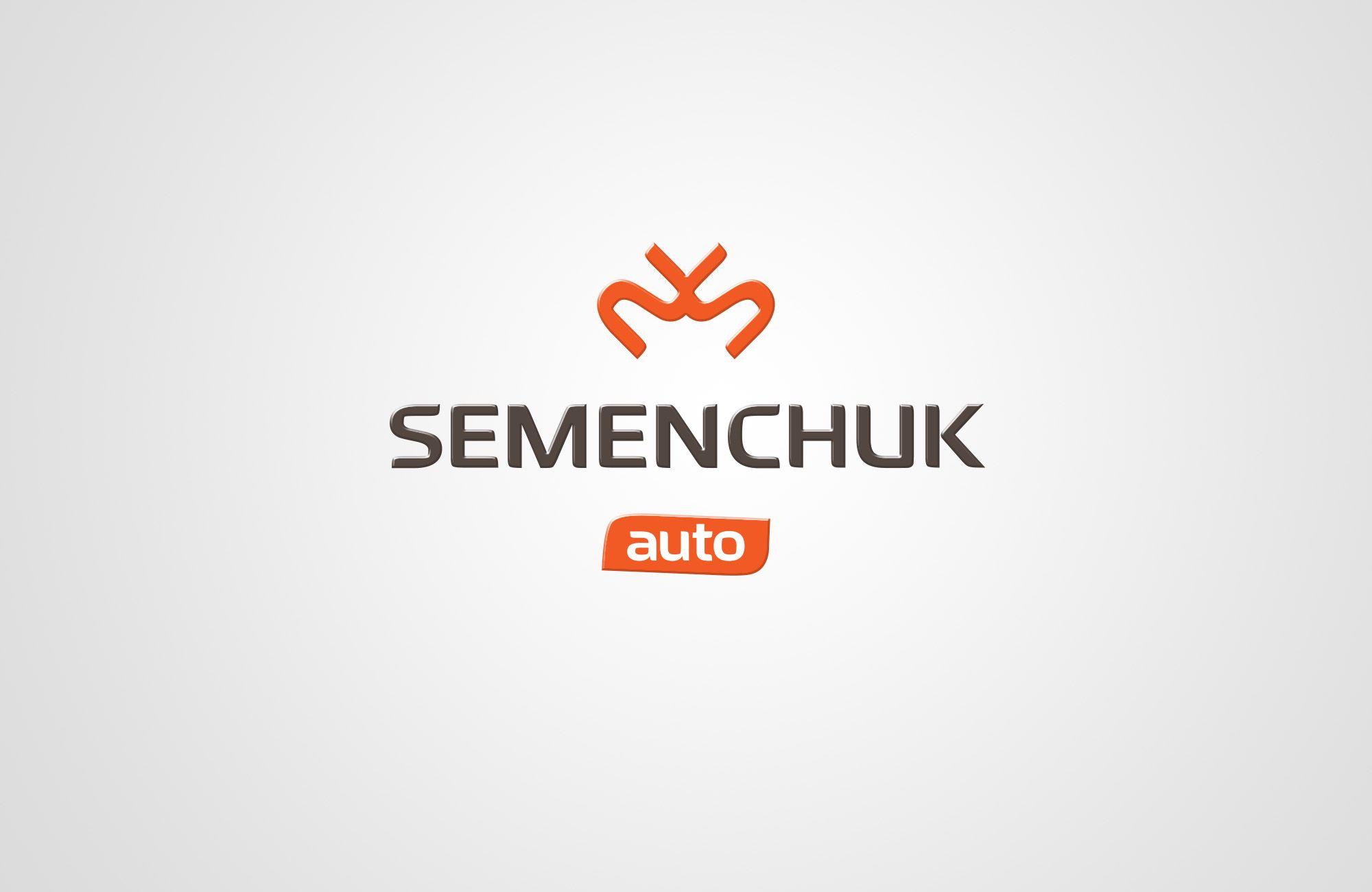 Логотип группы компаний SEMENCHUK - дизайнер e5en