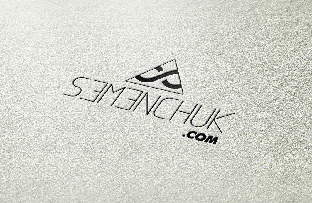 Логотип группы компаний SEMENCHUK - дизайнер YuliyaYu