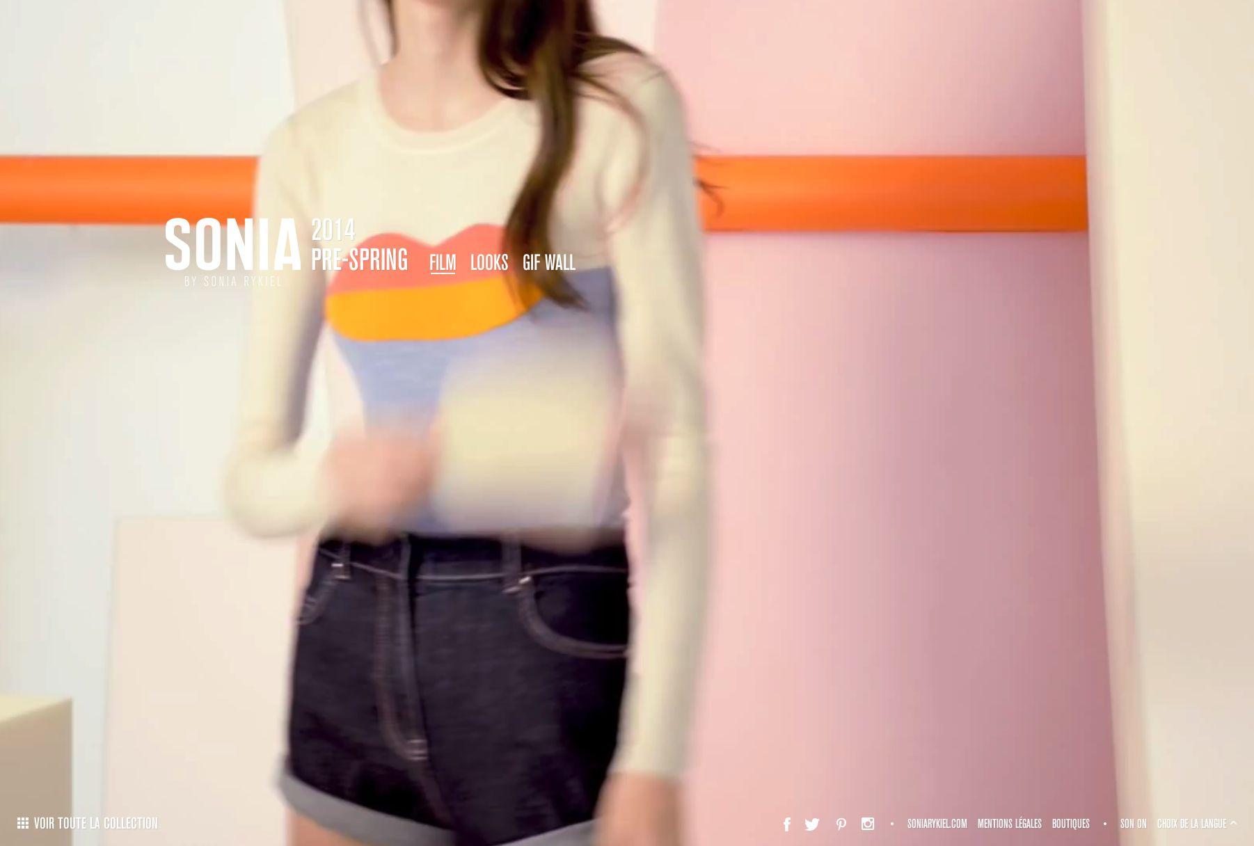 Креативный дизайн интернет магазина женской одежды - дизайнер critic66