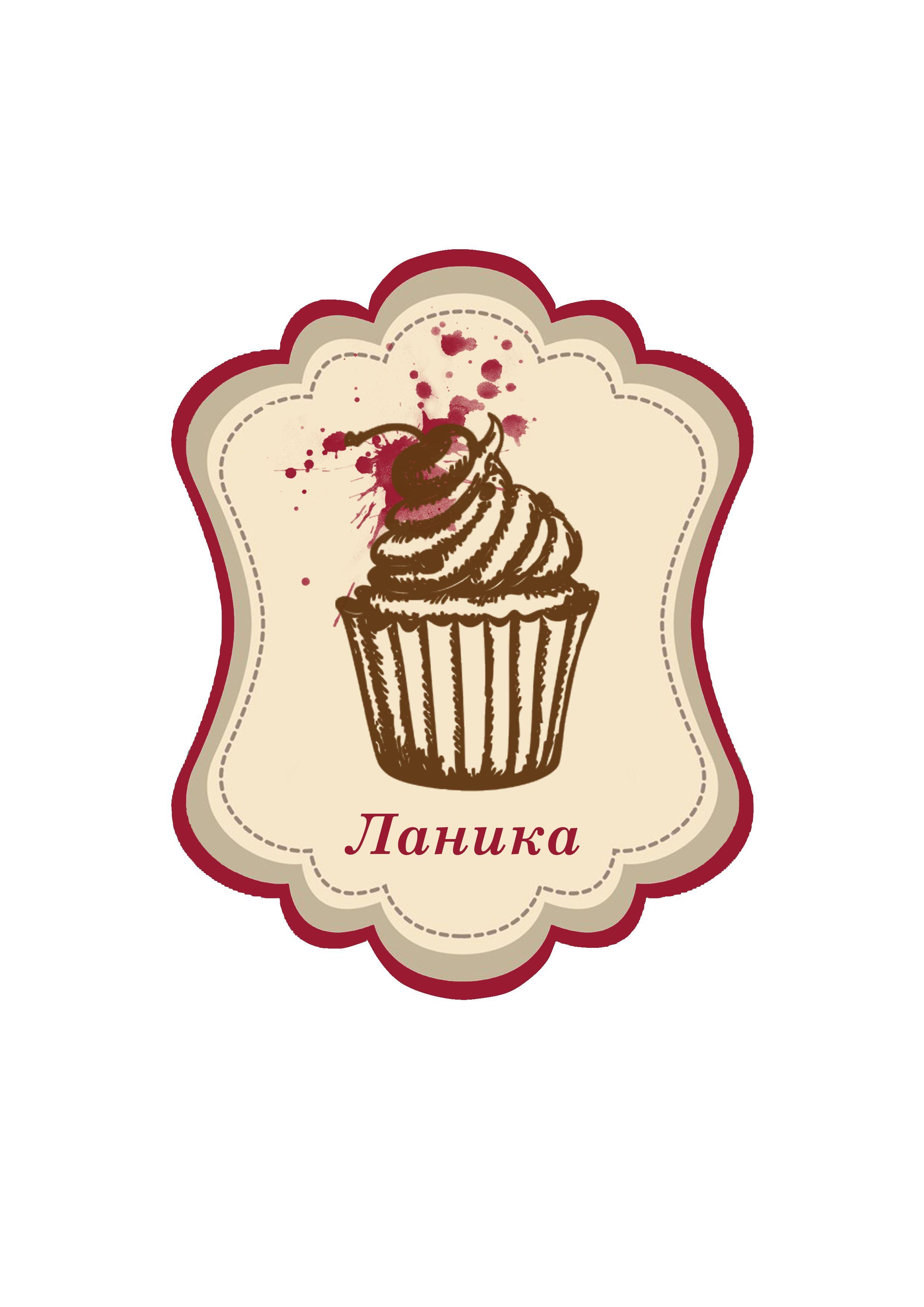 Лого ИМ тортов,пирожных и печенья ручной работы - дизайнер fhyjkmleirf13