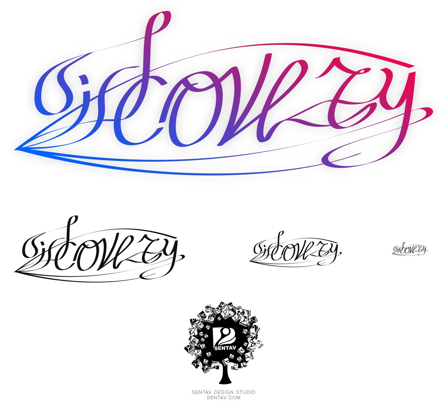 Логотип и фирм стиль для турагентства Discovery - дизайнер Deeh