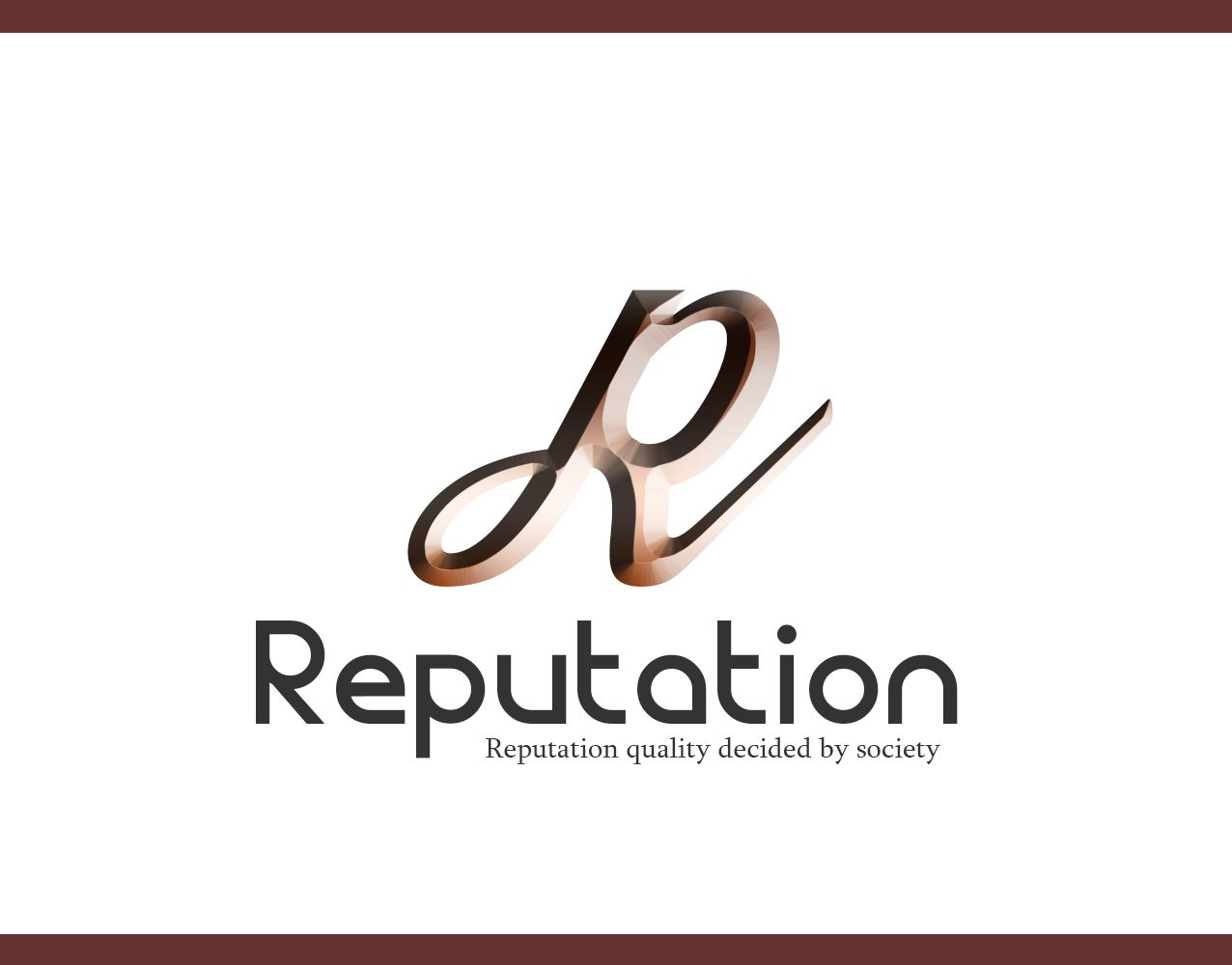 Логотип, визитка и шаблон презентации Reputation - дизайнер optimuzzy