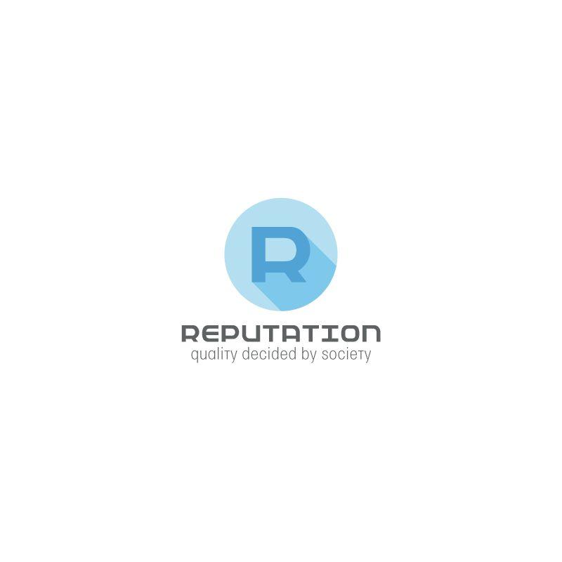 Логотип, визитка и шаблон презентации Reputation - дизайнер Ulyankin
