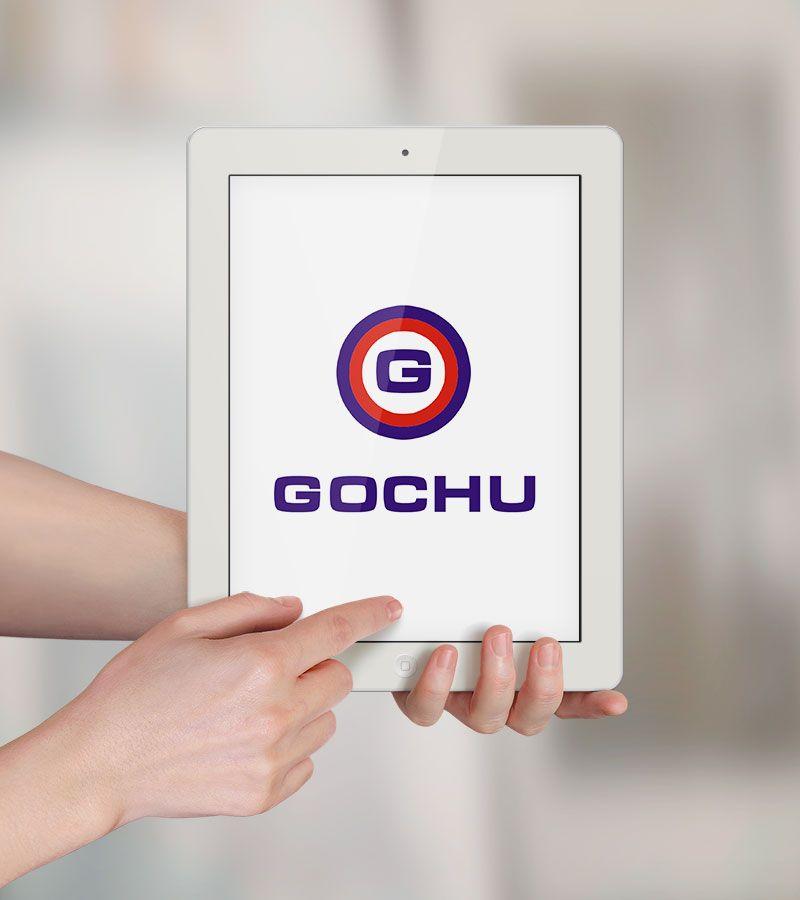 Логотип для торговой марки - дизайнер path