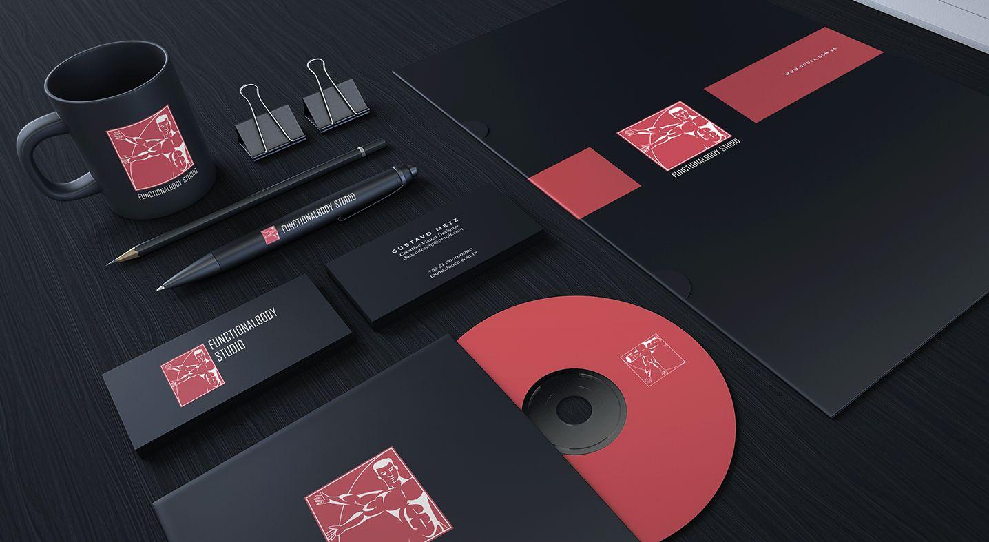 Лого и фирменный стиль для спортивной студии  - дизайнер zadumki