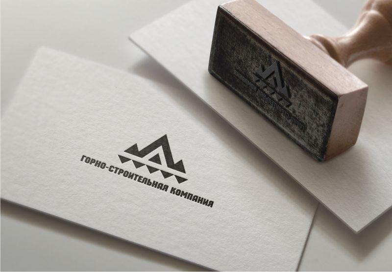 Логотип для Горно-Строительной Компании - дизайнер pashashama