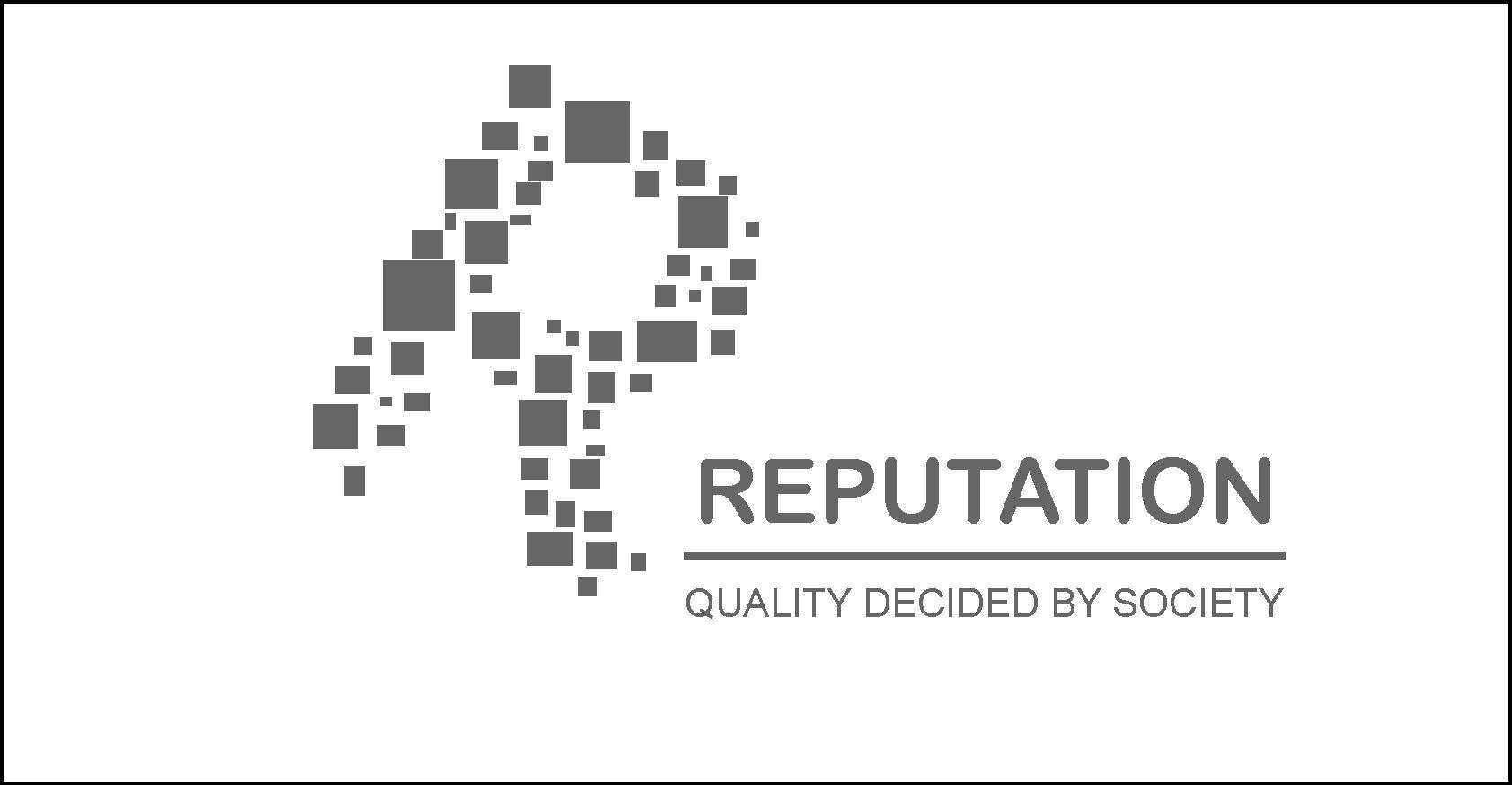 Логотип, визитка и шаблон презентации Reputation - дизайнер Krasivayav
