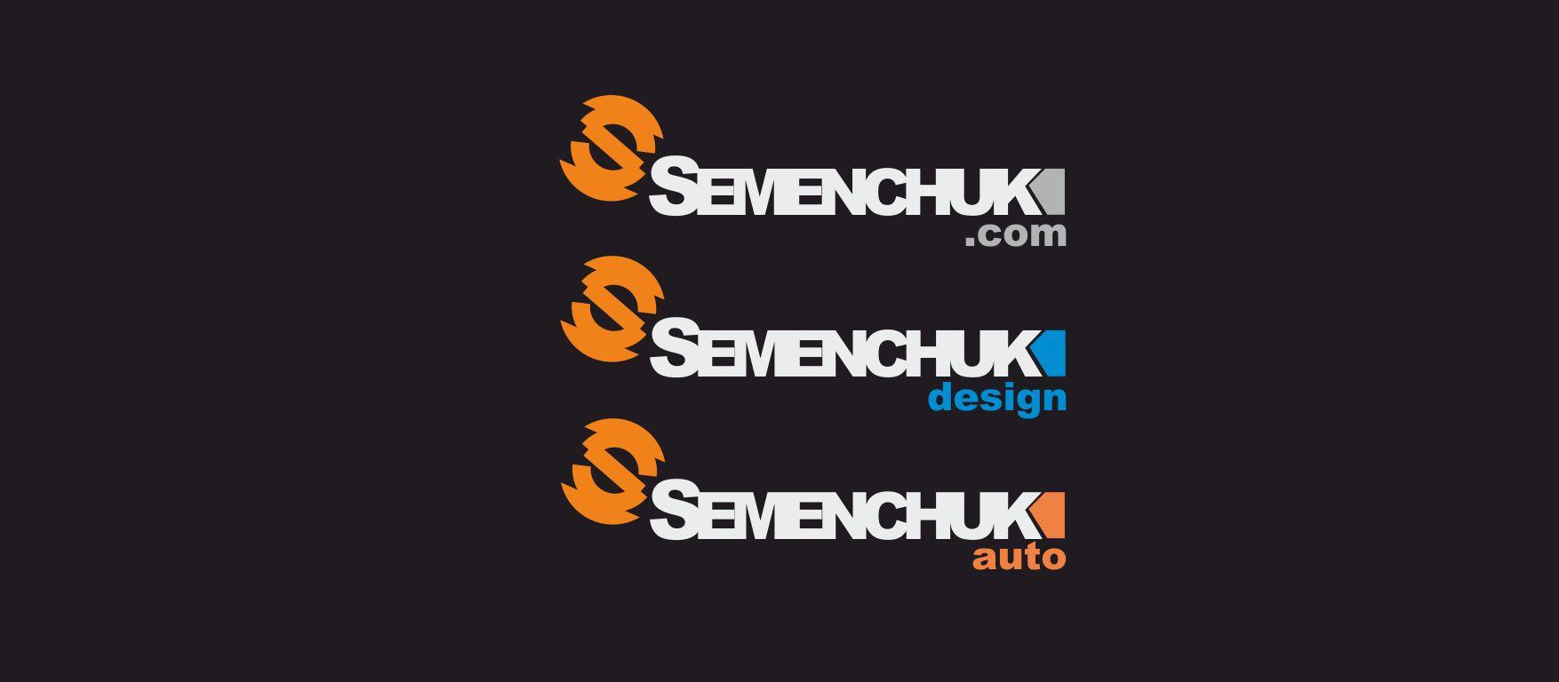 Логотип группы компаний SEMENCHUK - дизайнер Artsakhskiy