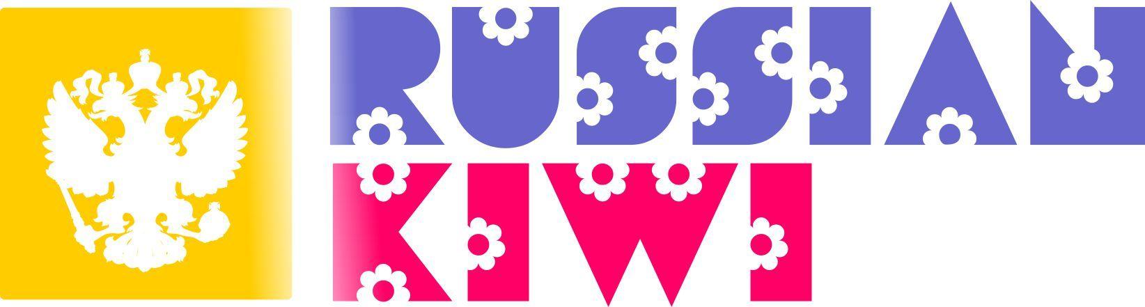 Логотип форума русских эмигрантов в Новой Зеландии - дизайнер visento