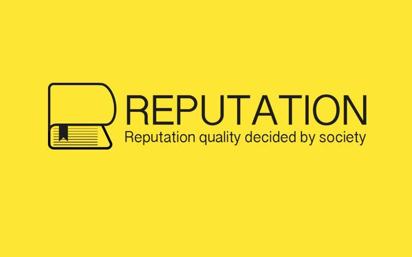 Логотип, визитка и шаблон презентации Reputation - дизайнер Vistar