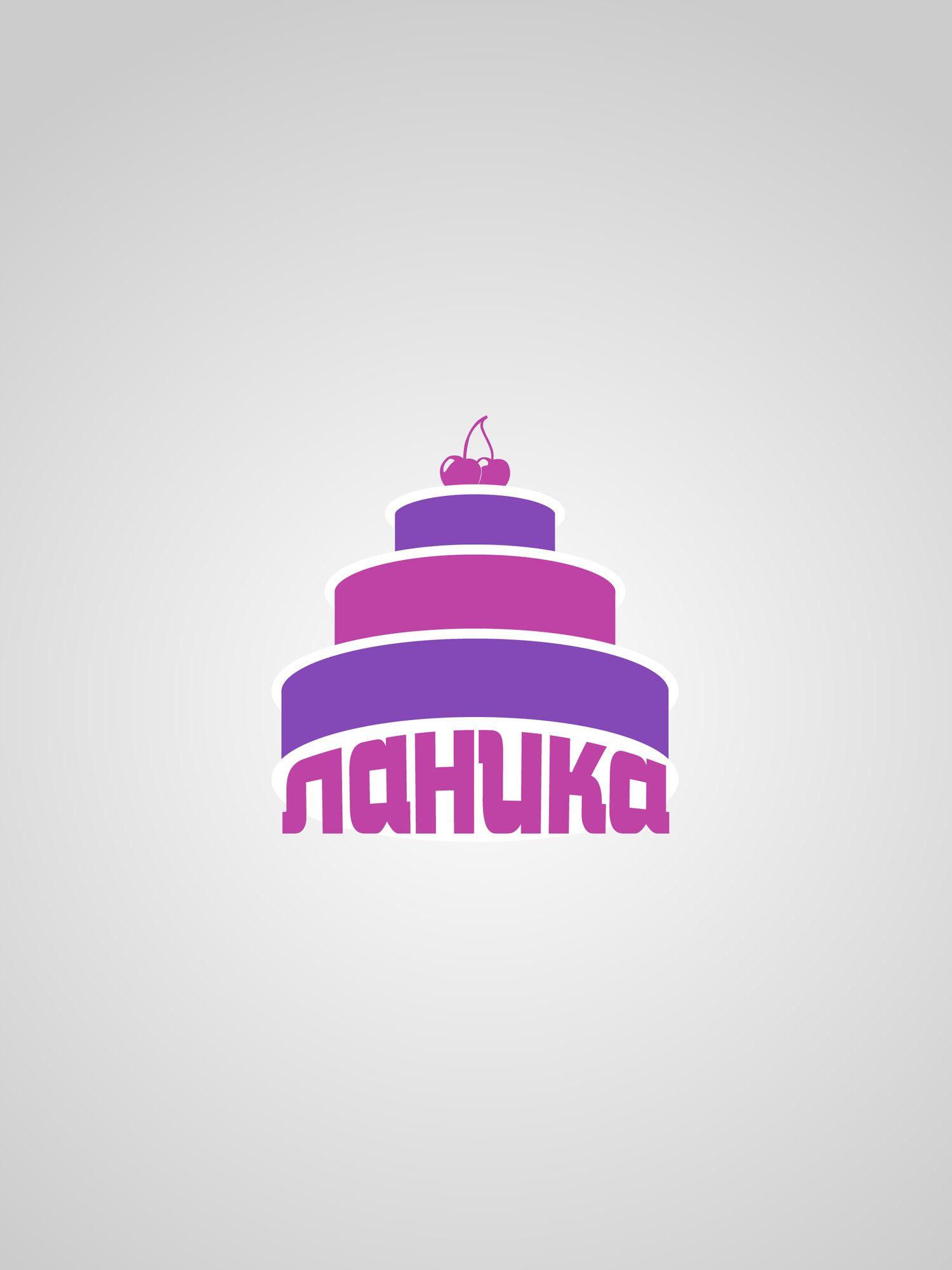 Лого ИМ тортов,пирожных и печенья ручной работы - дизайнер Wou1ter