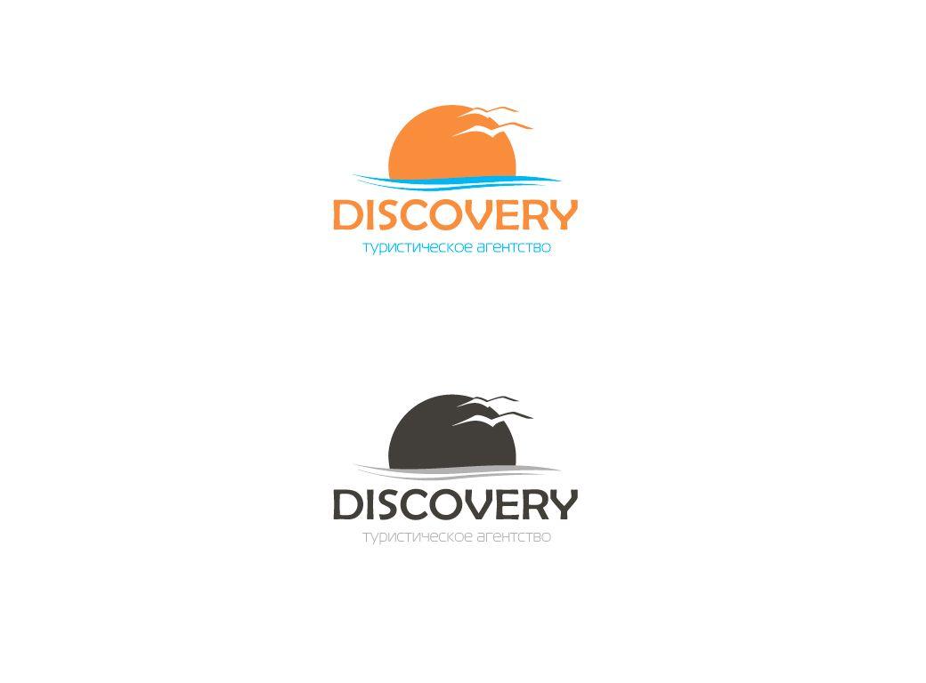 Логотип и фирм стиль для турагентства Discovery - дизайнер STAF
