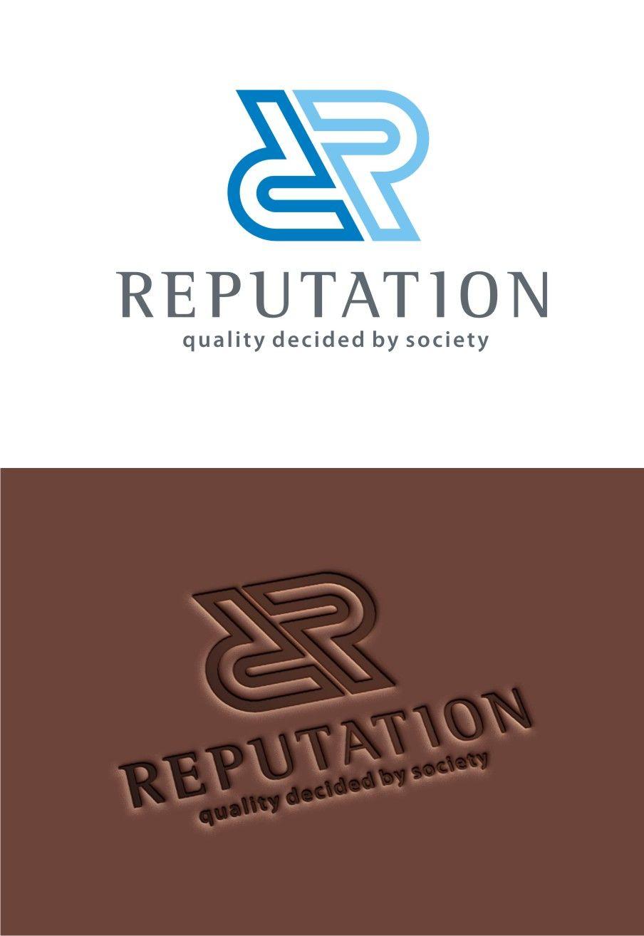 Логотип, визитка и шаблон презентации Reputation - дизайнер Olegik882