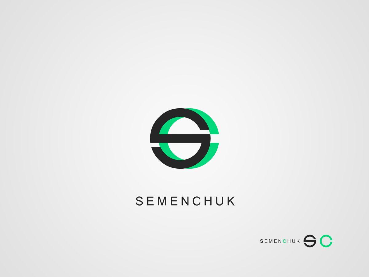 Логотип группы компаний SEMENCHUK - дизайнер Luetz