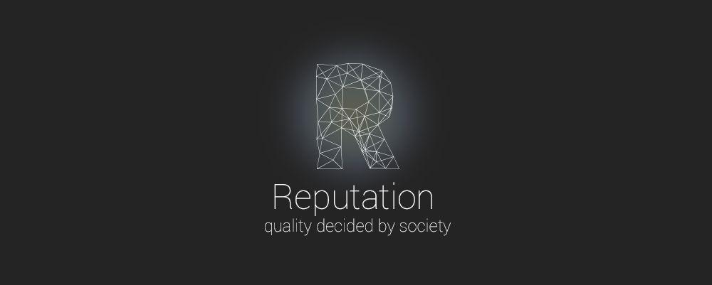Логотип, визитка и шаблон презентации Reputation - дизайнер yatony