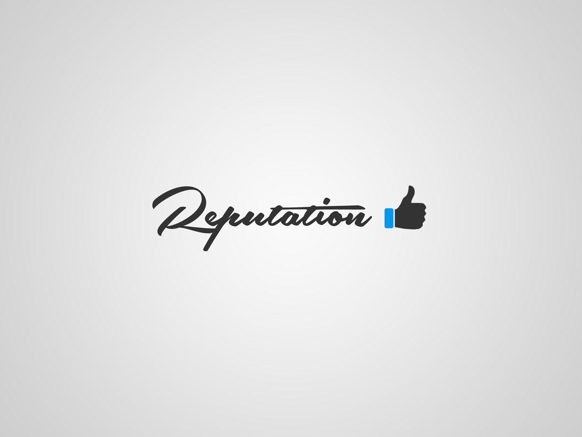 Логотип, визитка и шаблон презентации Reputation - дизайнер Luetz