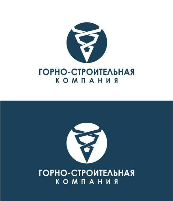Логотип для Горно-Строительной Компании - дизайнер kontrdesign
