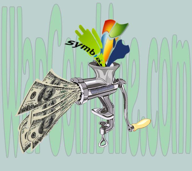 Логотип для мобильной партнерской программы - дизайнер servol85