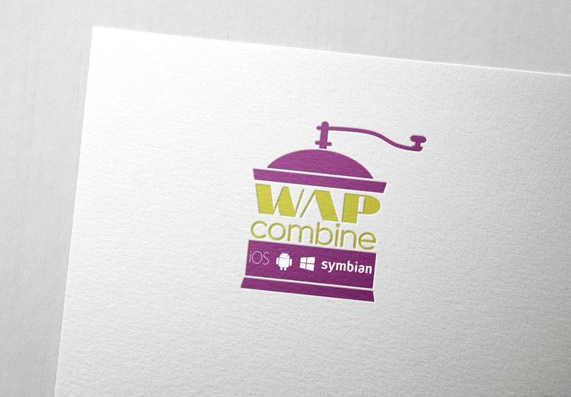 Логотип для мобильной партнерской программы - дизайнер ready2flash