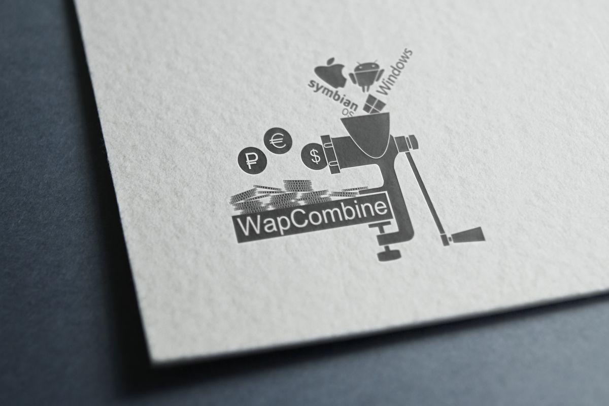 Логотип для мобильной партнерской программы - дизайнер turboegoist