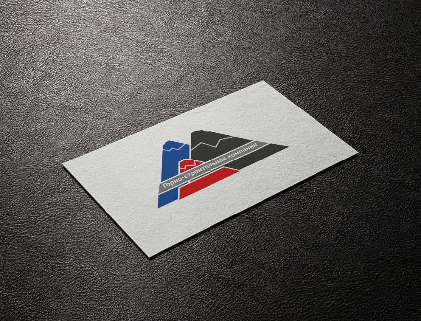 Логотип для Горно-Строительной Компании - дизайнер slavazaharov