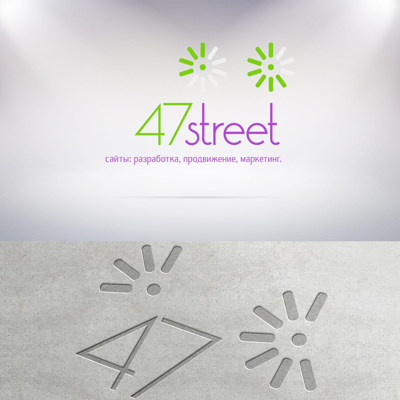 Разработка логотипа студии веб-разработки - дизайнер Nostr