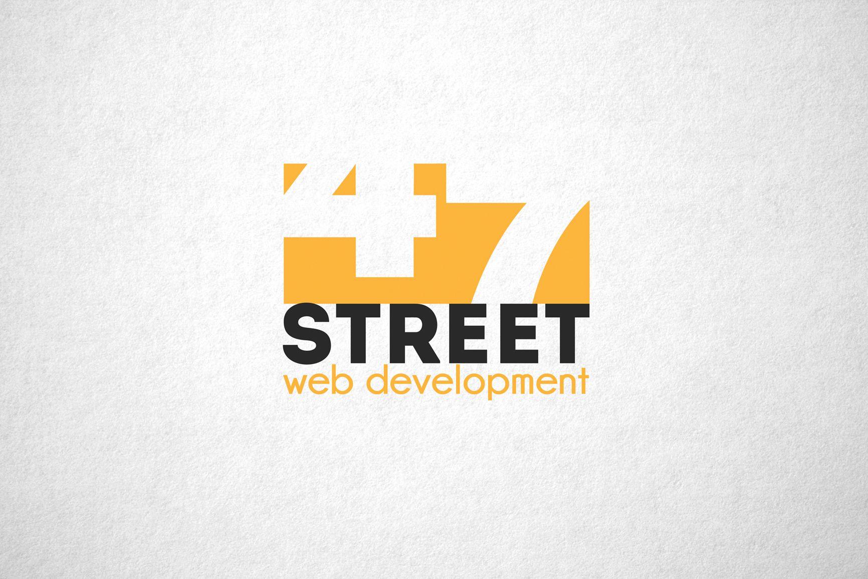 Разработка логотипа студии веб-разработки - дизайнер funkielevis