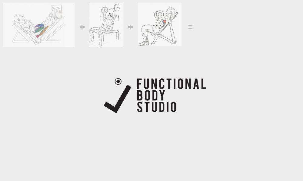Лого и фирменный стиль для спортивной студии  - дизайнер paulkreis