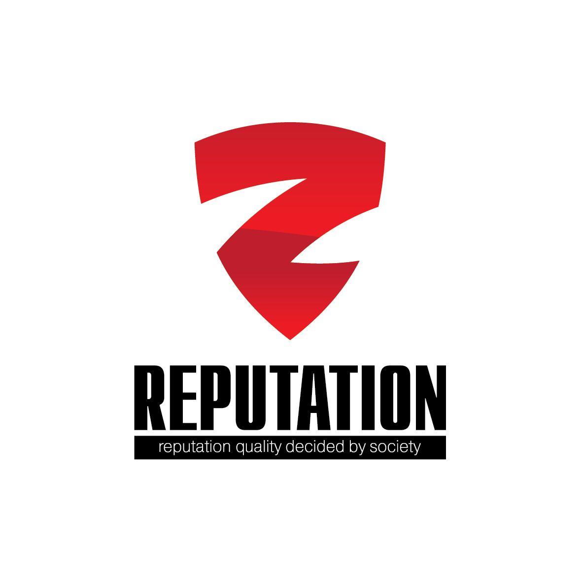 Логотип, визитка и шаблон презентации Reputation - дизайнер kit-design