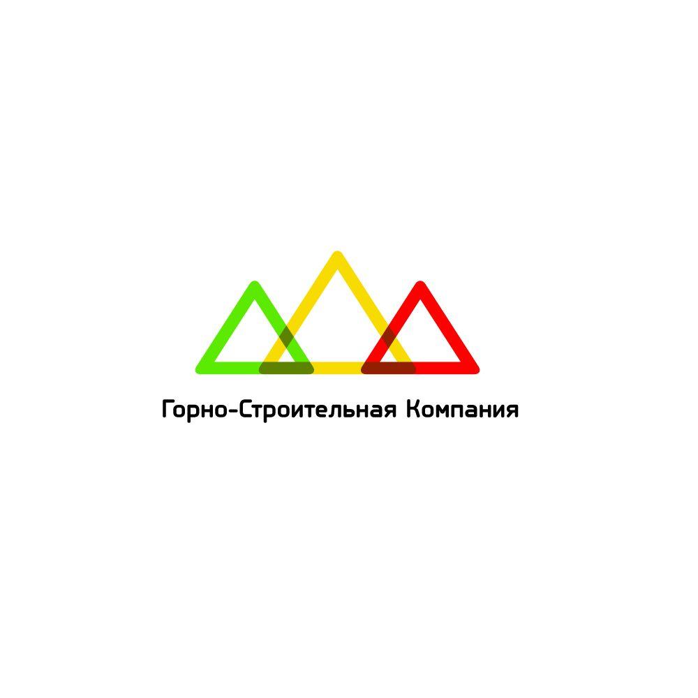 Логотип для Горно-Строительной Компании - дизайнер romanjedi