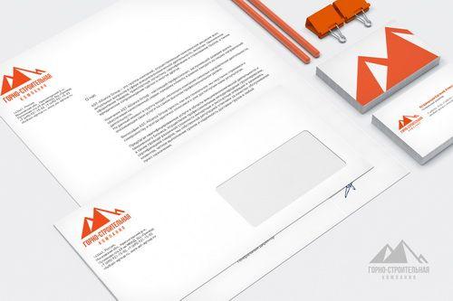 Логотип для Горно-Строительной Компании - дизайнер Flash-maN